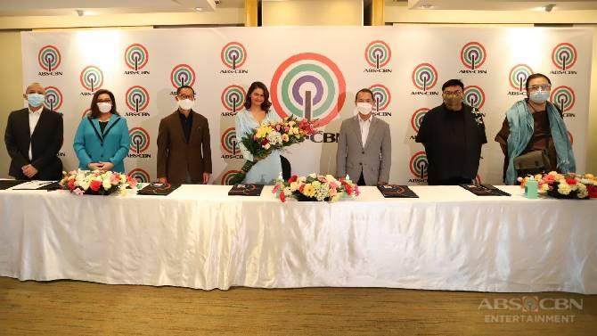 Janine Gutierrez now a Kapamilya 5
