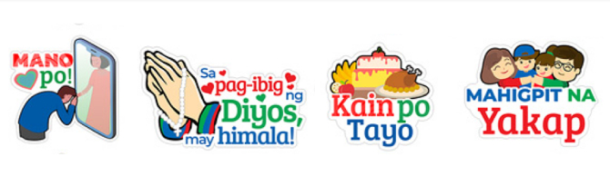 Keep Spreading Liwanag and Ligaya with ABS CBN s FREE Viber Stickers  2