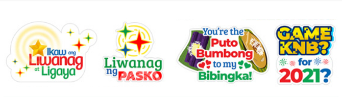 Keep Spreading Liwanag and Ligaya with ABS CBN s FREE Viber Stickers  3