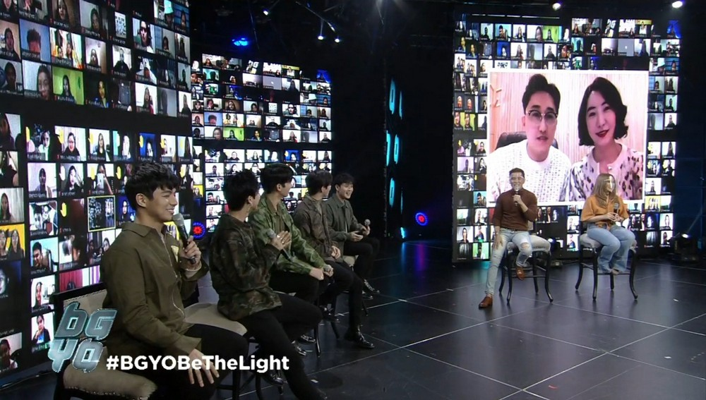 ABS CBN officially launches newest P pop boyband BGYO via online event The Light MV world premiere 3