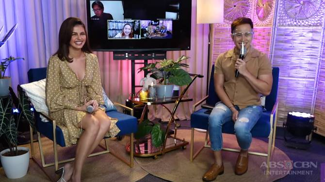 Janine Gutierrez shares excitement of being a Kapamilya working with ABS CBN stars 1