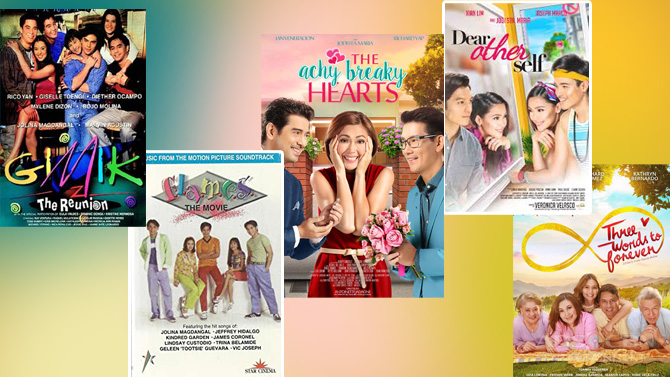 iWant TFC offers different stories of love for binge watching this Valentine season 9