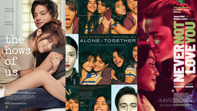iWant TFC offers different stories of love for binge watching this Valentine season 7