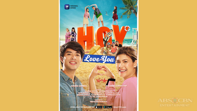 iWant TFC offers different stories of love for binge watching this Valentine season 5