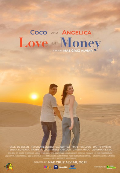 Angelica and Coco s Love or Money trailer hits 5M views tickets now available on iWantTFC 1