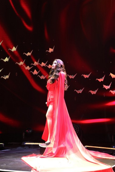 Regine s Freedom surprised concert viewers with stunning lineup astounding performance 1