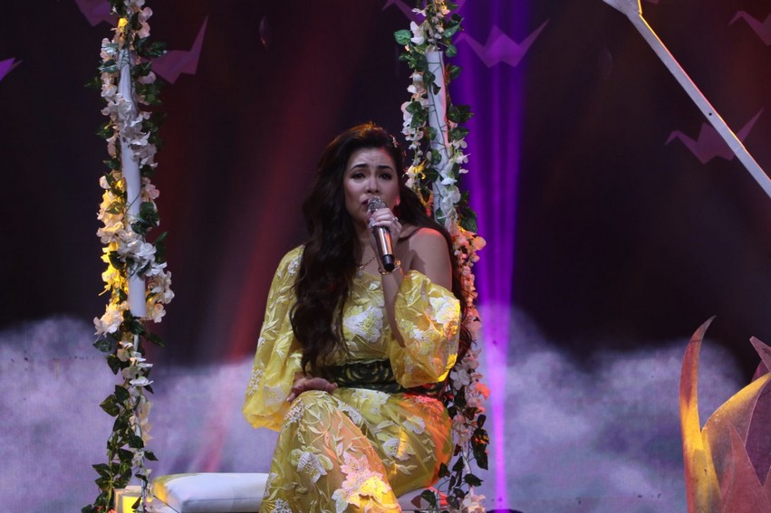 Regine s Freedom surprised concert viewers with stunning lineup astounding performance 5