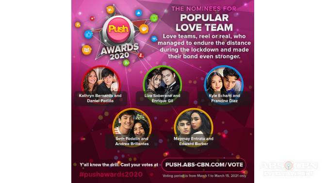 6th PUSH Awards honors inspiring digital stars 1