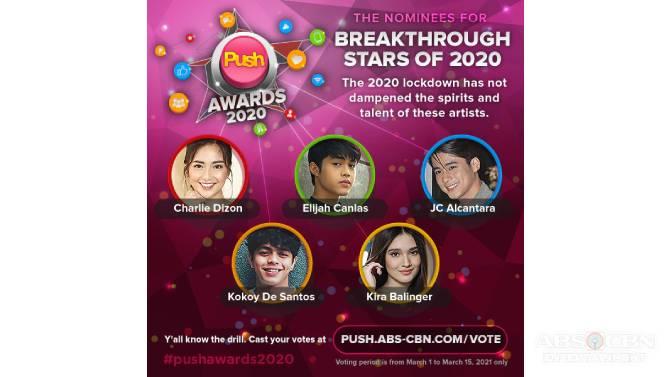 6th PUSH Awards honors inspiring digital stars 3