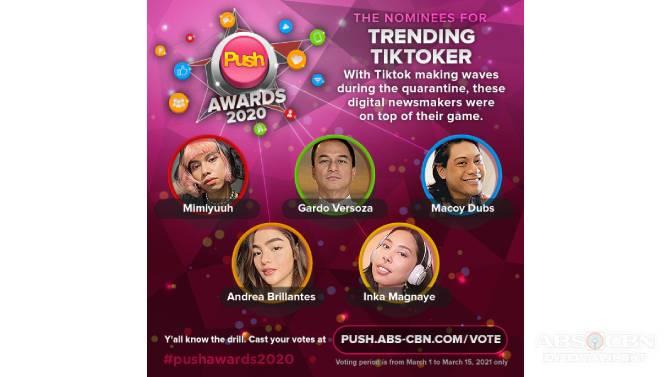 6th PUSH Awards honors inspiring digital stars 6