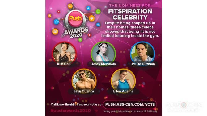 6th PUSH Awards honors inspiring digital stars 7