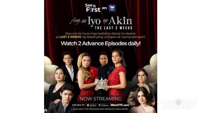 iWantTFC streams Ang Sa Iyo Ay Akin Huwag Kang Mangamba and Aja Aja ahead of TV premiere 1