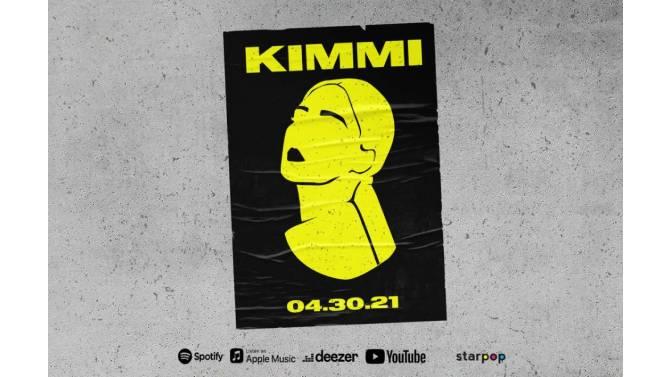 Kim enjoys life like a party in upcoming single KIMMI  1