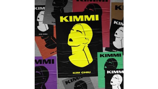 Kim enjoys life like a party in upcoming single KIMMI  2
