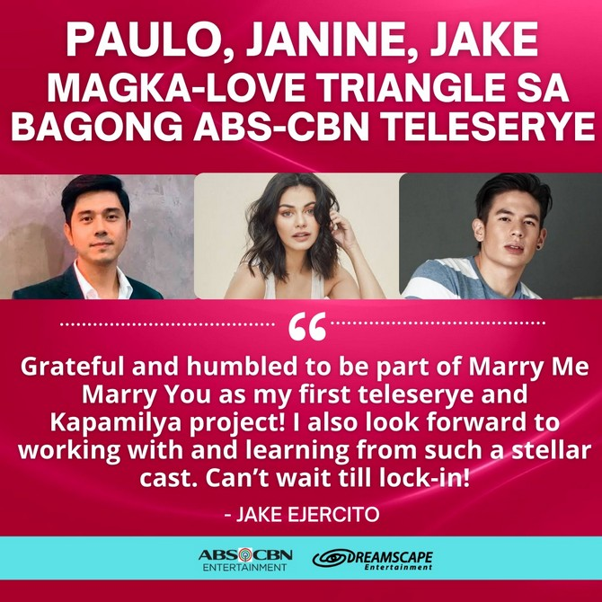 Paulo and Janine team up in ABS CBN s Marry Me Marry You  3