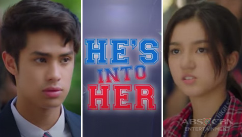 """Belle and Donny bravely take on life and love in new Star Cinema and iWantTFC series """"He's Into Her"""""""