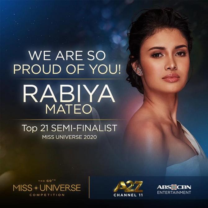 Pia Catriona and Kapamilya stars show love to Rabiya 1