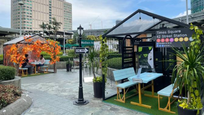 Sanctuary In The City Your New Dining Destination Is Actually A Garden 2