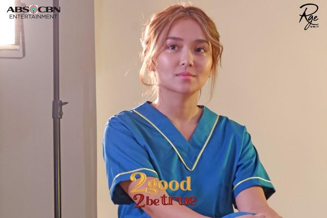 Kathryn Bernardo BTS 2 good 2 be true