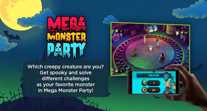 SKY Fiber Freemium Mega Monster Party