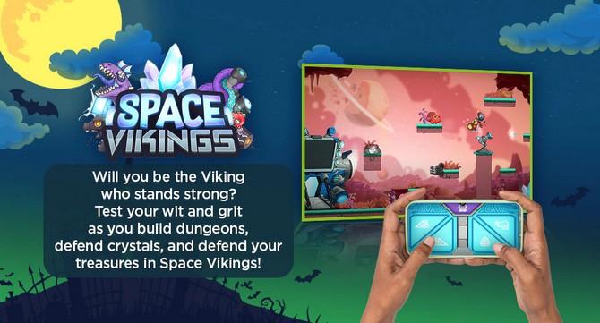 SKY Fiber Freemium Space Vikings