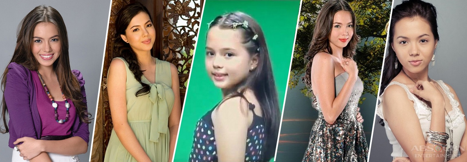 Throwback Laughtrip Julia Montes as a kiddie comedienne in Goin Bulilit 1