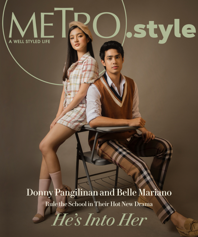 He s Into Her phenomenal tandem DonBelle featured in their first digital cover 1