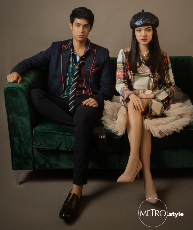 He s Into Her phenomenal tandem DonBelle featured in their first digital cover 2