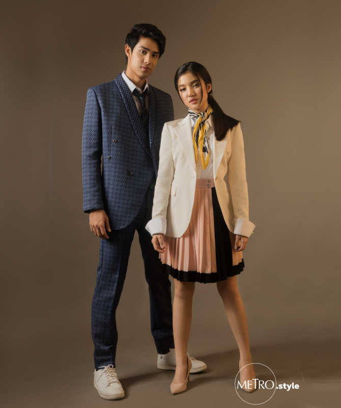 He s Into Her phenomenal tandem DonBelle featured in their first digital cover 3