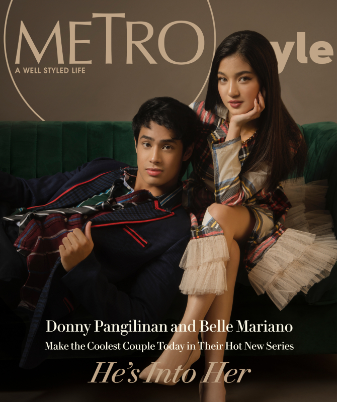 He s Into Her phenomenal tandem DonBelle featured in their first digital cover 4