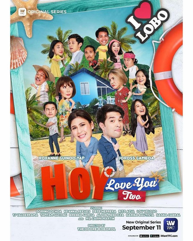 """Joross and Roxanne face highs and lows of a stepfamily in """"Hoy, Love You Two"""""""