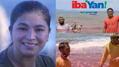 Angel Locsin treats fisherfolk dads to unforgettable Father's Day celebration on Iba 'Yan