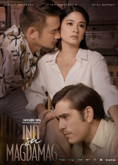 Gerald and JM fight for Yam s love in ABS CBN s Init Sa Magdamag  4