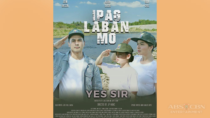Alexa and Ella reunite in Ipaglaban Mo Yes Sir share takeaways from the episode 1