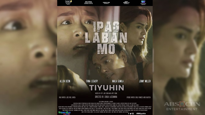 Trina Legaspi on her role and lessons learned from Ipaglaban Mo Tiyuhin  1