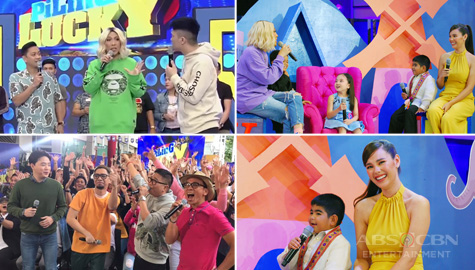 Catriona Gray, and a new pageant for kids usher in New Year for It's Showtime
