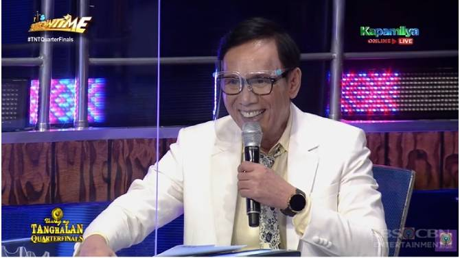 Rey Valera returns to It s Showtime for Tawag ng Tanghalan s first quarter finals this year 1