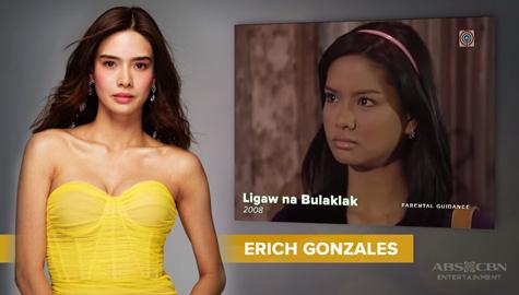 Erich Gonzales' outstanding, versatile acting performances in Kapamilya teleseryes