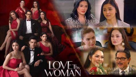 Darkest Family Secret Revealed In Love Thy Woman's Comeback Via Kapamilya Channel