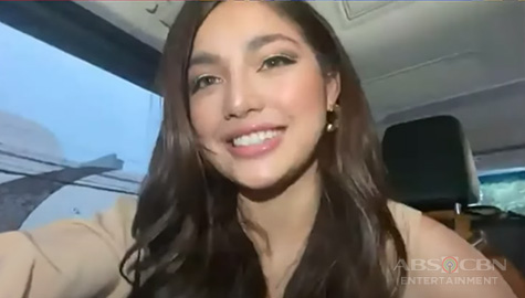 Feel the Christmas vibes with Jane de Leon in this Sing The Acronym Challenge