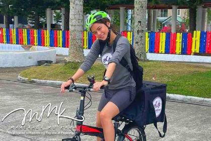 Behind the scenes photos of MMK Finding Papa starring Maris Racal Cris Villanueva 1