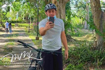 Behind the scenes photos of MMK Finding Papa starring Maris Racal Cris Villanueva 2