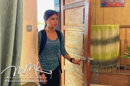 Behind the scenes photos of MMK Finding Papa starring Maris Racal Cris Villanueva 5