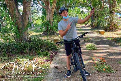 Behind the scenes photos of MMK Finding Papa starring Maris Racal Cris Villanueva 6