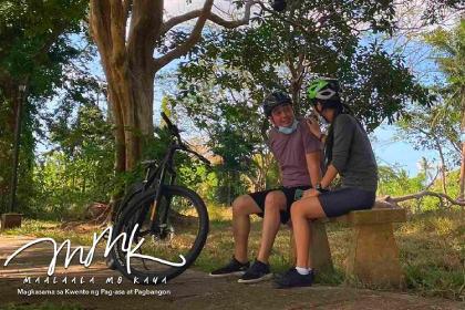 Behind the scenes photos of MMK Finding Papa starring Maris Racal Cris Villanueva 8