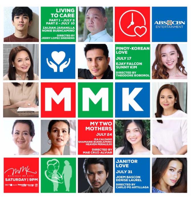 Iza Heaven and Zaijian take the spotlight on MMK this July 1