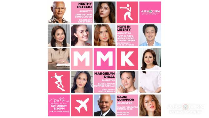 MMK pays tribute to female athletes who raised the Philippine flag in the Tokyo Olympics 1