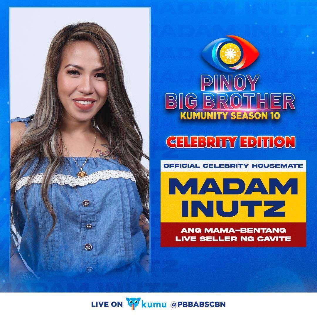 12 Celebrity Housemates PBB Kumunity 10 madam inutz