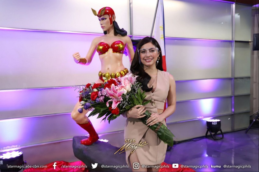 Jane de Leon excited and nervous as Darna confirmed as a TV series in 2021 1