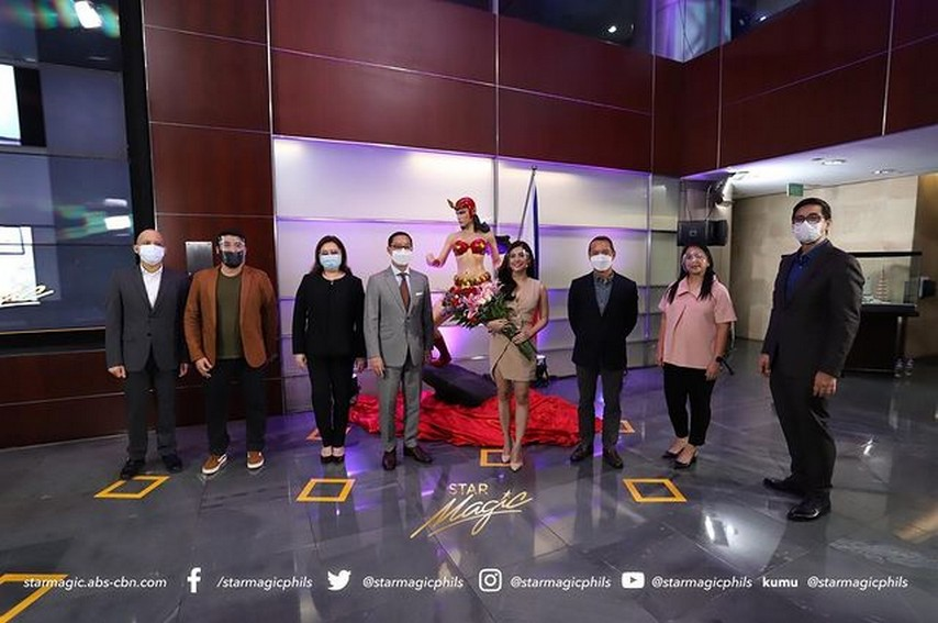 Jane de Leon excited and nervous as Darna confirmed as a TV series in 2021 2